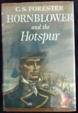 Hornblower and the Hotspur, C. S. Forester 1962 hbdj First Edition