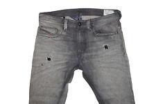 Diesel Thavar 837e Jeans 0837e Straight Leg SKINNY Fit 32 In. 32l