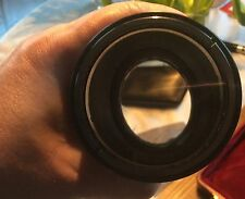 Anamorphic lens 2x Dyaliscope Mini by A. Fougerat, Satec-St Cloud. Mint. Clamp!