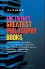 The Twenty Greatest Philosophy Books by Garvey, James