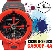 Casio G-Shock Urban Sports Theme Standard Analog-Digital Watch GA500P-4A