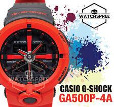 Casio G-Shock Urban Sports Theme Standard Analog-Digital Watch GA500P-4A