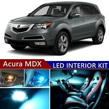 20 pcs LED ICE Blue Light Interior Package Kit for Acura MDX 2007-2013