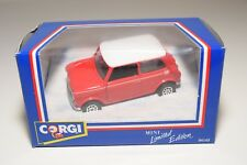 ^ CORGI TOYS 94145 MINI 1000 FLAME RED LIMITED EDITIONS MINT BOXED