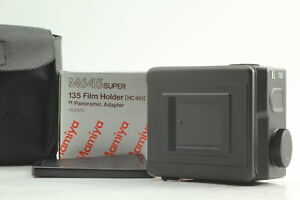 BOXED【Unused】Mamiya 135mm Film Back HC401 for 645 Super Pro TL From JAPAN