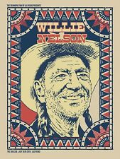 Willie Nelson Iron On Transfer For T-Shirt & Other Light Color Fabrics #3