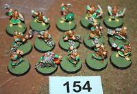 LOTR DWARVES LORD OF THE RINGS HOBBIT Warhammer games workshop 154