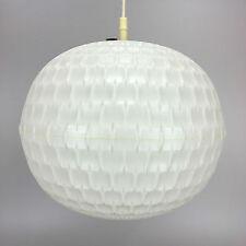 60er 70er Jahre Erco Lampe Leuchte Ufo Kugellampe Kunststoff Space Age Design