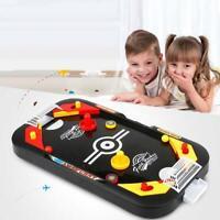 Mini Air Hockey Tisch Desktop Battle 2In1 Eishockeyspiel Kinder Kinderspielzeug