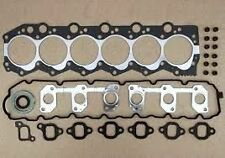 VRS CYLINDER HEAD GASKET SET/KIT+HEAD BOLTS-NISSAN PATROL GU Y61 4.5L TB45 TB45E