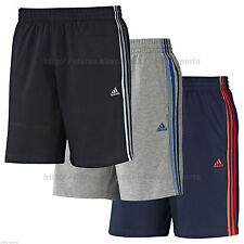 adidas Patternless Sports Shorts for Men