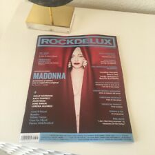 Madonna Madame X rare gay Magazine SPAIN ROCKDELUX JULY19 COVER no vinyl