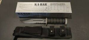 NEW KA-BAR D2 Extreme Eagle Fighting Knife Made In USA