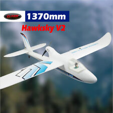 Dynam Hawksky RC Trainer V2 1370mm Wingspan-PNP