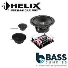 """HELIX C 63C - 6.5"""" 165mm 760 Watts 3 Way Component System Car Van Speakers"""