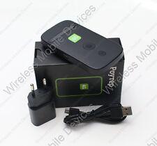 ZTE MF90+Pocket LTE 4G 3G WifI 2.4GHz hotspot UNLOCKED O2 EE THREE (black)