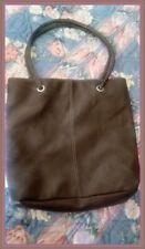 Brown Leather Ladies Shoulder Hand Bag/Purse w/Magnetic close