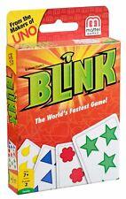 Mattel Spiele Blink ™ – die Welt S Fastest Spiel! Familie Karte (Hersteller von