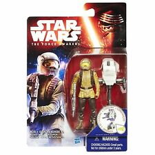 Star Wars The Force Awakens Resistance Fighter Space Mission Figure 3.75 Inch