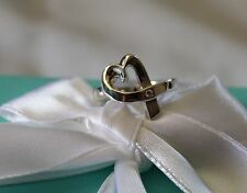 new Tiffany & Co Heart diamond ring Picasso 4 nib genuine