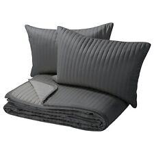 IKEA Karit Tagesdecke braun 260x280 Doppelbett weich
