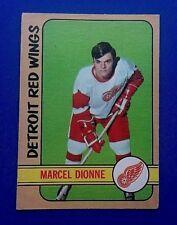 1972/73 OPC #8 MARCEL DIONNE. EX/MT