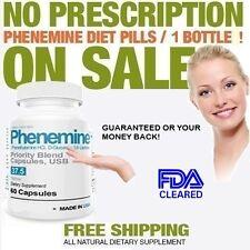 1CT Phenemine Like Adipex P Rapid Fastest Strongest Fat Burners Best Diet Pills