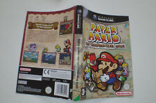 INLAY ONLY Paper Mario 2: The Thousand Year Door Gamecube  INLAY ONLY
