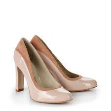 Buffalo Damen Highheel Pumps Lackleder nude-farben 37 Neu 12309-326 H16018