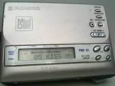 Pioneer PMD-R1 MiniDisc Recorder MD Walkman minidisc Player working Vintage