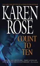 Count to Ten Rose, Karen Mass Market Paperback