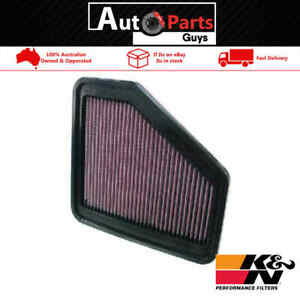 K&N Hi-Flow Performance Air Filter 33-2355 fits Toyota Aurion GSV40, Rav 4 XA30