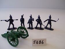 Armies In Plastic 5686 - American War 1812 - American Art. - Battle Of Orleans