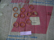 RONDELLA IN RAME GUARNIZIONI TAPPO OLIO RENAULT R4 - R5 - R6 - R8 - R9 - R11