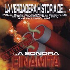 Vedadera Historia De La Sonora Dinamita CD
