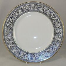 Wedgwood FLORENTINE BLACK Dinner Plate W4312 GREAT CONDITION