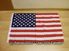 Fahnen Flagge USA - 60 x 90 cm
