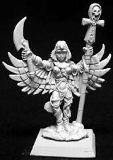 Fatima Nefsokar Cleric Reaper Miniatures Warlord Undead Caster Staff Mummy Wings