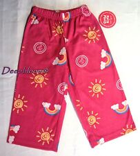 LIFE IS GOOD PANTS PAJAMA LOUNGE GIRLS 2 2T 3 3T XXS NEW $25