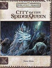 City of the Spider Queen by James Wyatt (Hardback, 2002)