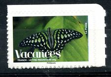 STAMP / TIMBRE FRANCE  N° 4187 ** TIMBRES POUR VACANCES /  PAPILLON/ AUTOADHESIF