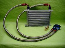 Burstflow Universal Nachrüstsatz Kit Ölkühler 25 Reihen AN10 passend für BMW VW