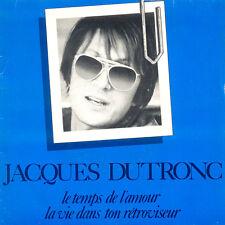 JACQUES DUTRONC Le Temps De L' Amour FR Press Gaumont 751 806 SP