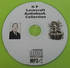 HP Lovecraft MP3 CD Audio Book Collection