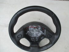 MG TF BLACK LEATHER STEERING WHEEL RIM - FROM LOW MILEAGE CAR