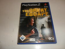 PLAYSTATION 2 PS 2 The Great Escape-Kate catene