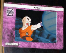 DRAGON BALL Z GT DBZ FILM COLLECTION CARDDASS CARD REG CARTE 39 NM CARDZ ARTBOX