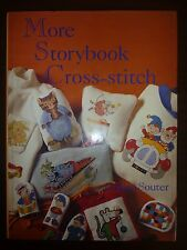 MORE STORYBOOK CROSS STITCH (Hardcover) - PATTERNS - BY GILLIAN SOUTER