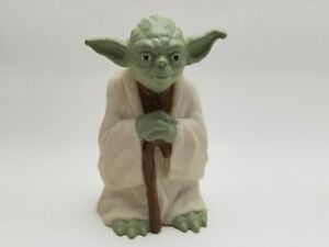 "Yoda 3"" Figurine Vintage 1996 Applause/Taco Bell Kids Meal Star Wars Trilogy"