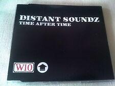DISTANT SOUNDZ - TIME AFTER TIME - GARAGE CD SINGLE